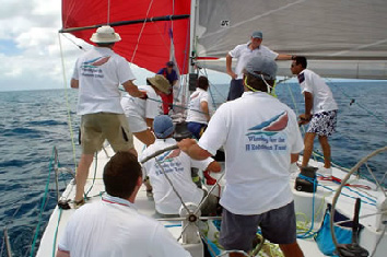 sailors raising funds