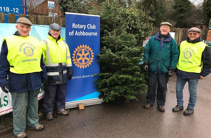 Ashbourne Rotary Club in the UK